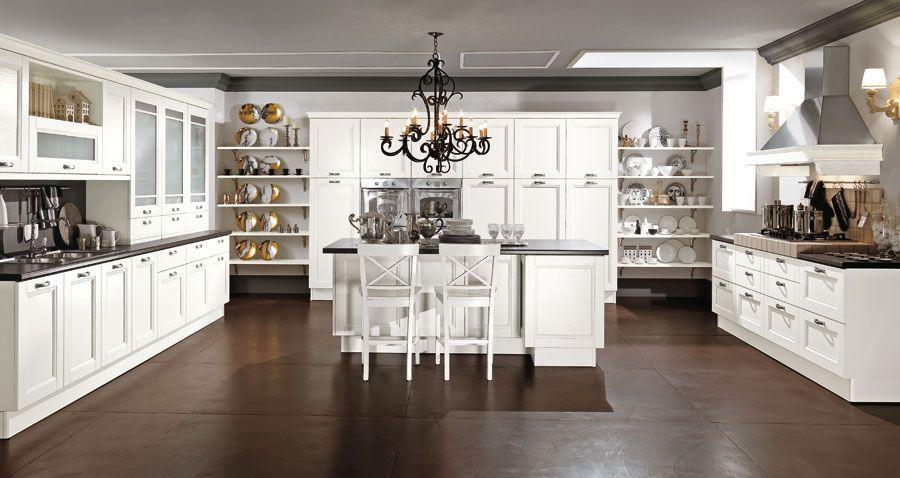 Kuchyně Mersi – Rustikální a provance kuchyně Opava – 10